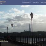 Screenshot of knqw.com website